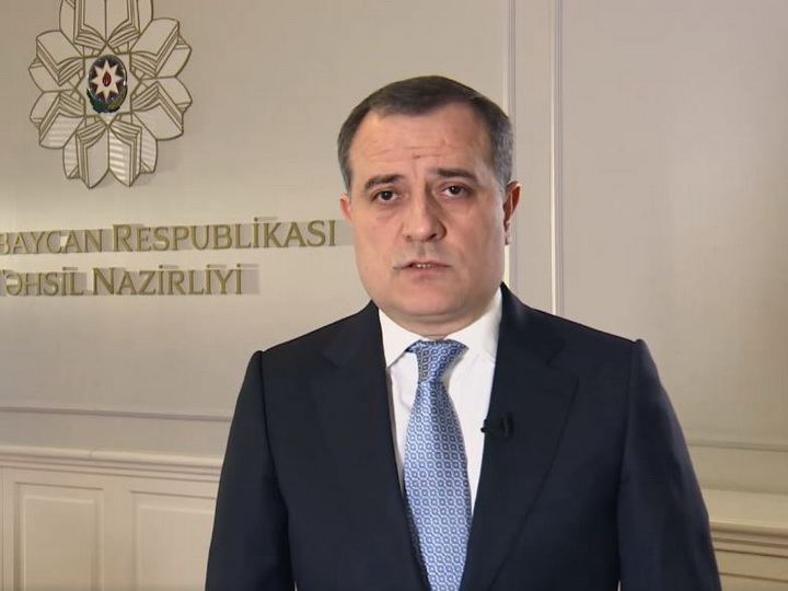 Джейхун Байрамов обратился к молодежи в связи с конкурсом Yüksəliş - ВИДЕО