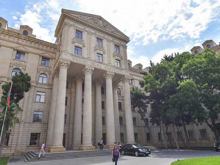 МИД: Армения своей пропагандой пытается скрыть геноцид против мирного населения Азербайджана