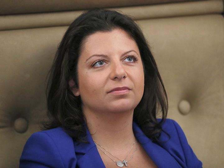 Маргарита Симоньян госпитализирована и направлена в экстренную реанимацию