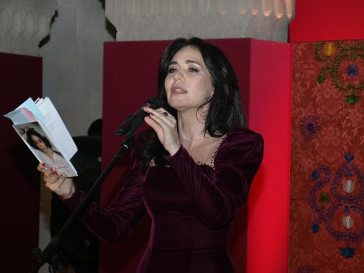В тронном зале великогоДворца Ширваншахов вновь прозвучала поэзия - ФОТО