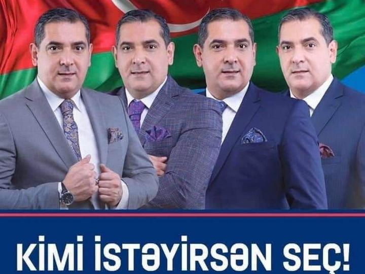 «Выбирай, кого хочешь»: Особенности избирательной кампании 2020 года в Азербайджане - ФОТО