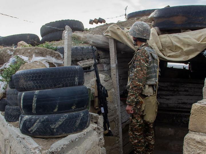 Два армянских солдата получили ранения в оккупированном Нагорном Карабахе