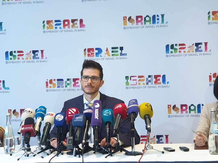 Новый посол: вне зависимости от итогов выборов в Израиле Азербайджан останется стратегическим партнером