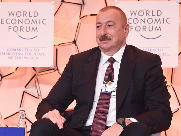 Azərbaycan regional gücə çevrilir: Davos forumuna baxış – TƏHLİL