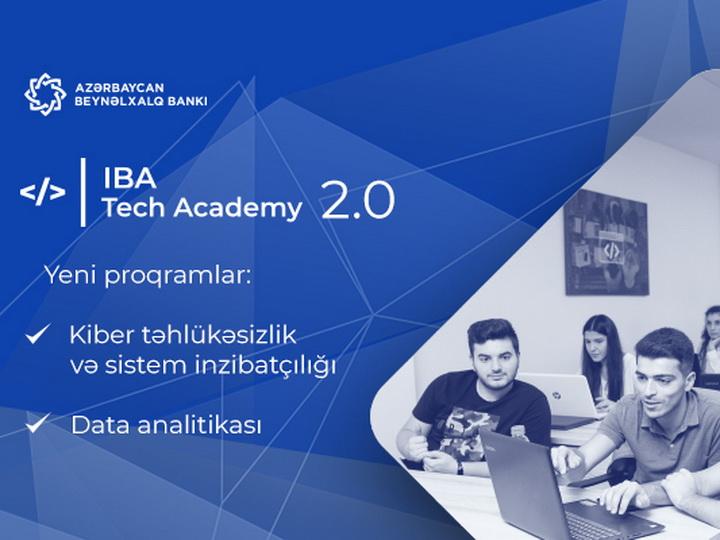 В IBA Tech Academy начался прием еще по двум программам