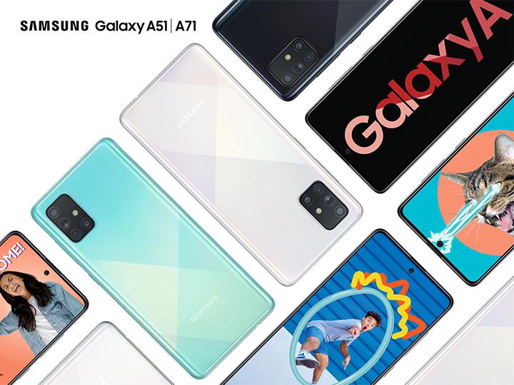 Новая серия Galaxy A от Samsung – такой серию A вы еще не видели - ФОТО