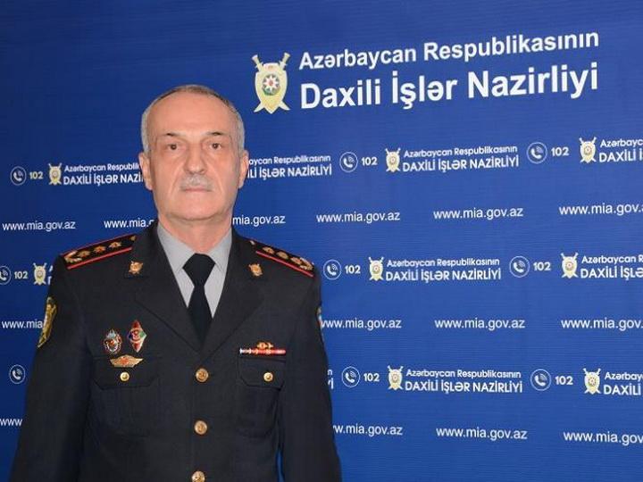 МВД об информации о насилии сотрудника полиции в отношении девушки в Сальяне: «Это полная чушь»