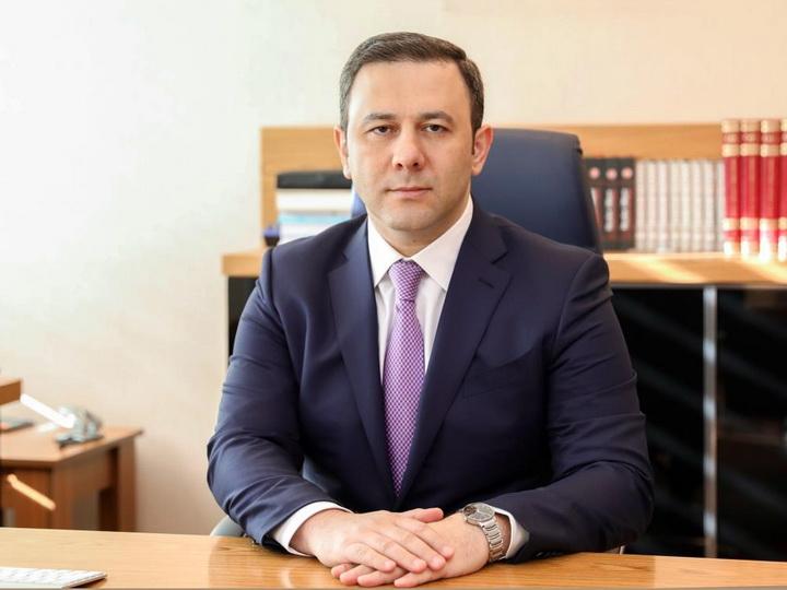 Замминистра Мятин Керимли назначен на высокий пост в международной организации