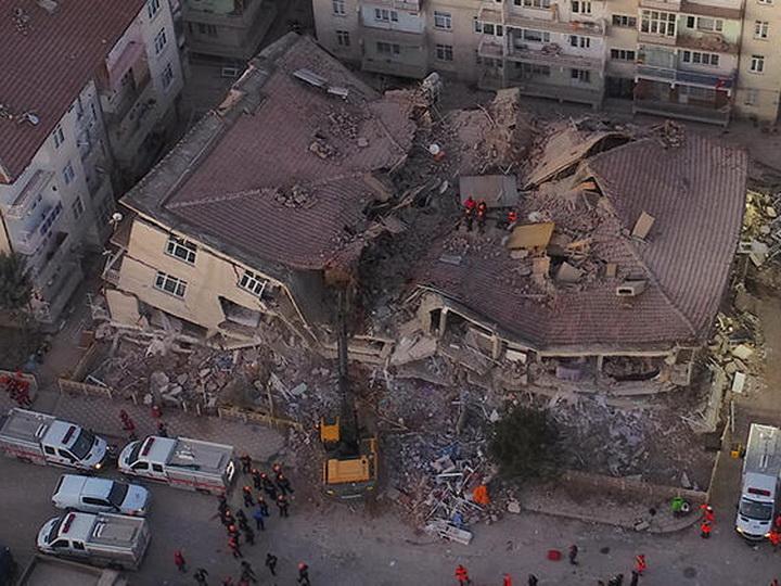 Среди погибших и пострадавших при землетрясении в Турции нет граждан Азербайджана
