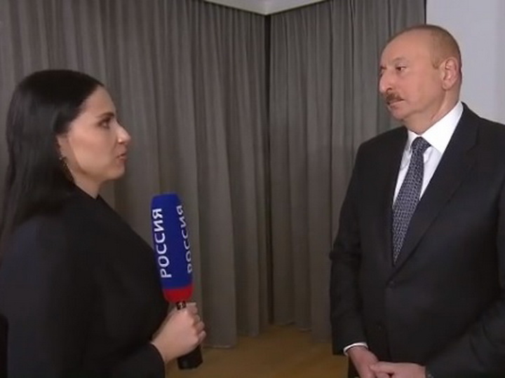 Президент Ильхам Алиев о неизбежности многополярности в современном мире - ВИДЕО