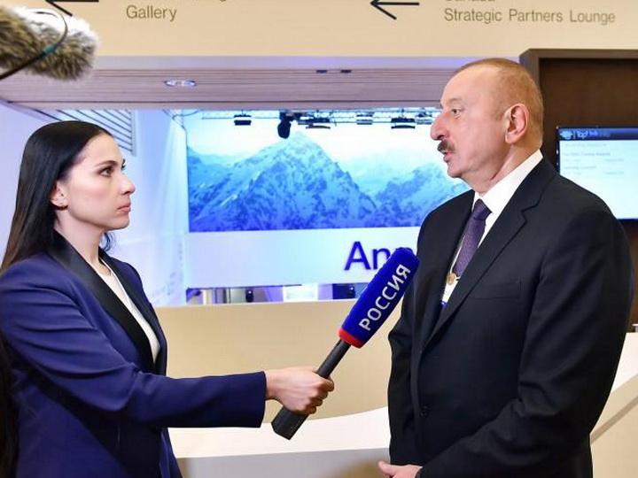 Ильхам Алиев: Азербайджан всегда верен духу и букве тех документов, под которыми подписался – ВИДЕО