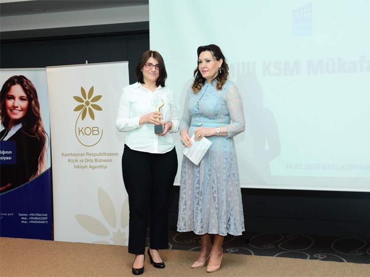 Bakcell получила очередную национальную премию в сфере КСО – ФОТО