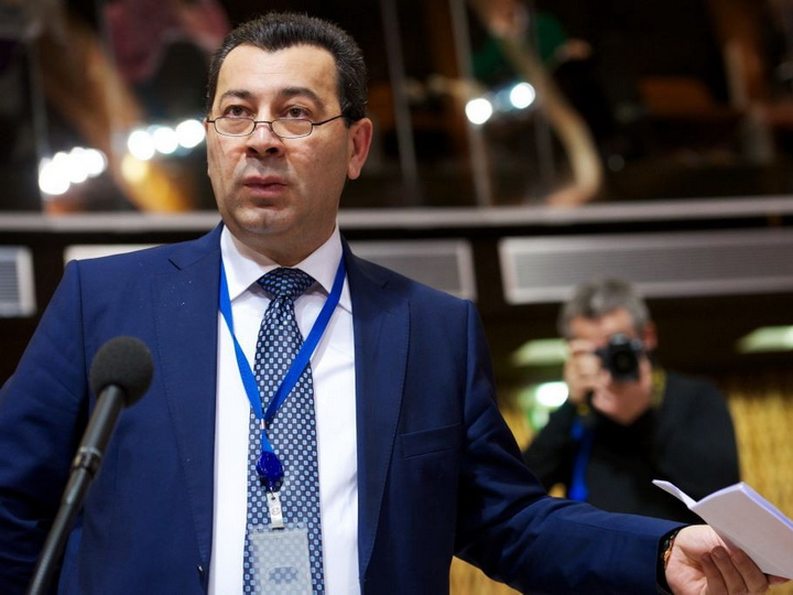 Самед Сеидов: Совет Европы находится в кризисе - ВИДЕО