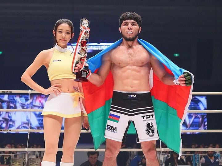 Тофик Мусаев вошел в топ-10 лучших бойцов ММА в СНГ в 2019 году