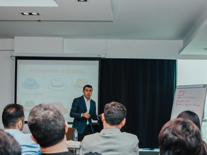 В Баку пройдет новый тренинг Фаика Багирова «Креативные Маркетинг и Продажи» - ФОТО
