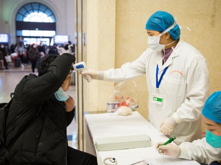 Коронавирус впервые зарегистрирован на Шри-Ланке