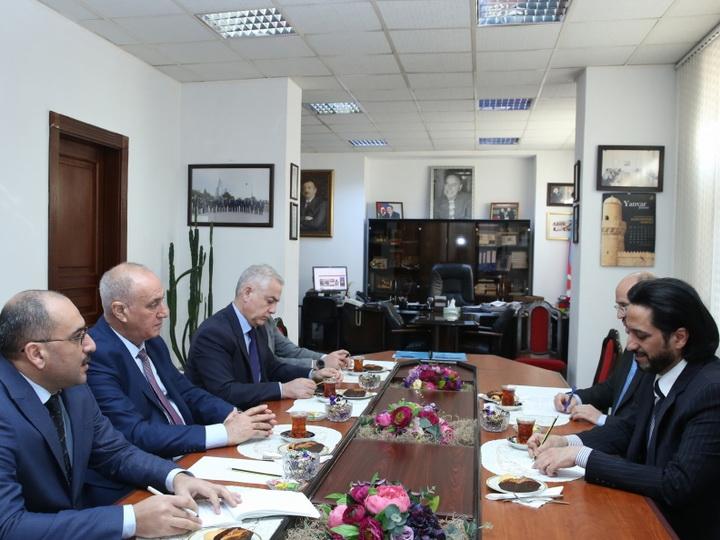 Azərbaycan və Səudiyyə Ərəbistanı informasiya sahəsində əməkdaşlığa böyük önəm verir - FOTO