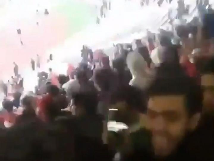 Тегеранские фанаты оскорбили FC Tractor: «Вы ишаки» – ВИДЕО
