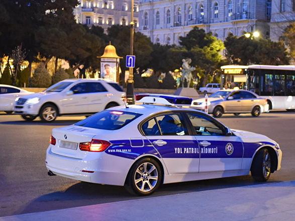 Как в Баку наказывают нарушителей на автомобилях с иностранными номерами?