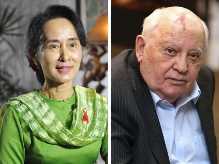 От Горби до Аун Сан Су Чжи: будут ли эти палачи лишены Нобелевской премии?