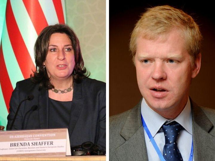 Occupied Elsewhere: Шаффер и Корнелл подготовили отчет об оккупации Нагорного Карабаха и двойных стандартах