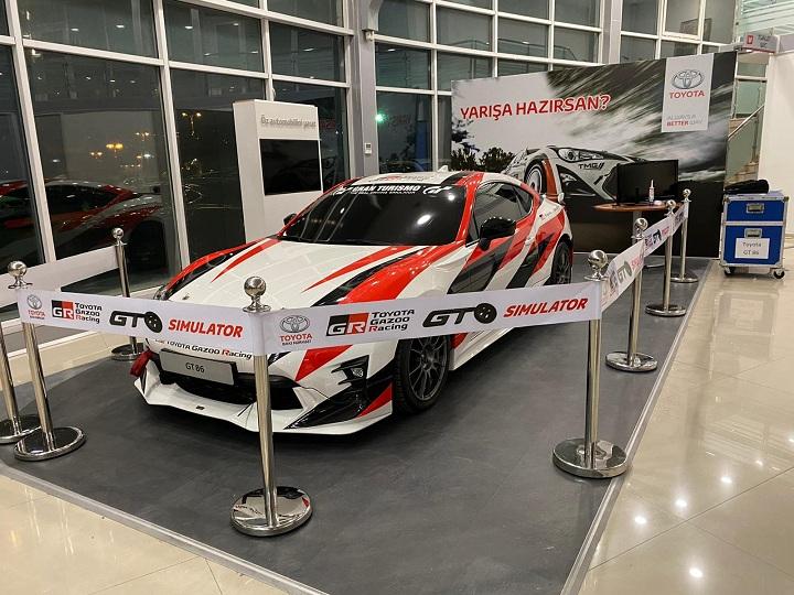 Toyotadan sürətli avtomobil oyunlarında rekord vuran sürücülərə sürpriz var! – FOTO
