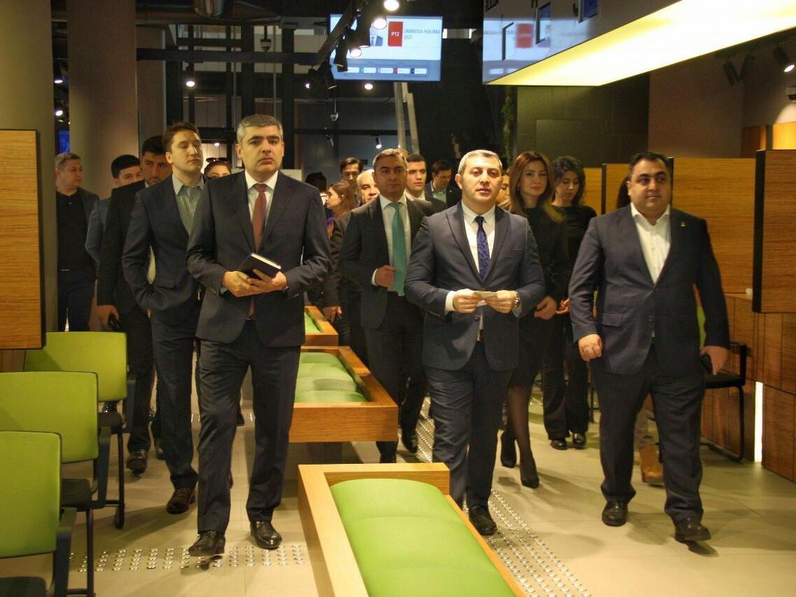 Caspian European Club организовал бизнес-тур – ФОТО