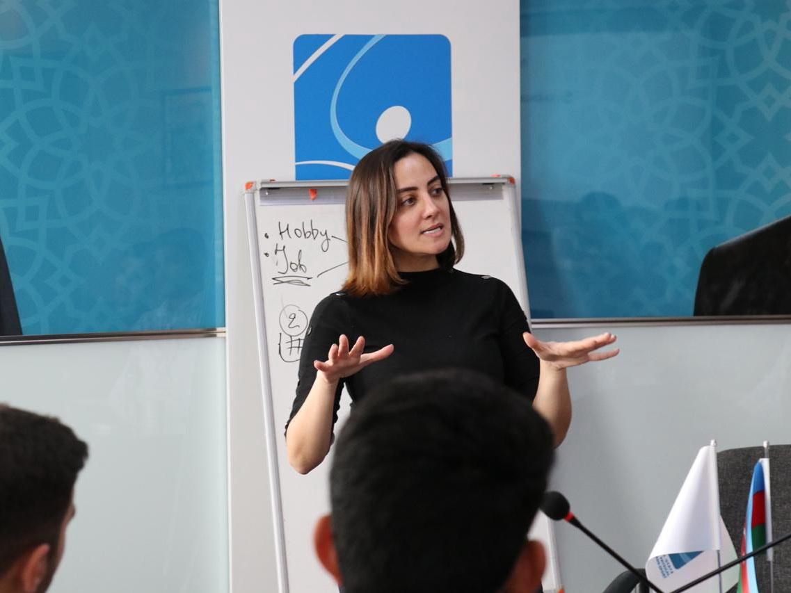 Гюнай Расулова о платформе «You will speak»: Я упрощаю изучение языка для людей – ФОТО – ВИДЕО