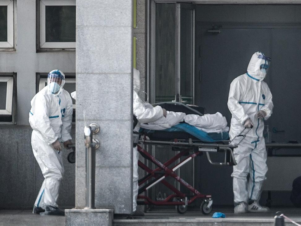 В инфекционное отделение КМЦ в Баку доставлены новые пациенты