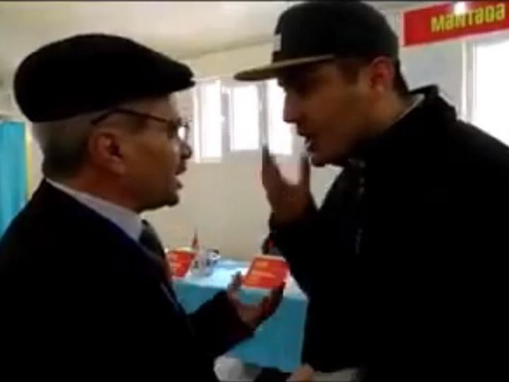 «Ты не знаешь, с кем говоришь. Я – кандидат Мехман Гусейнов!» - подробности скандала в Сураханы - ВИДЕО