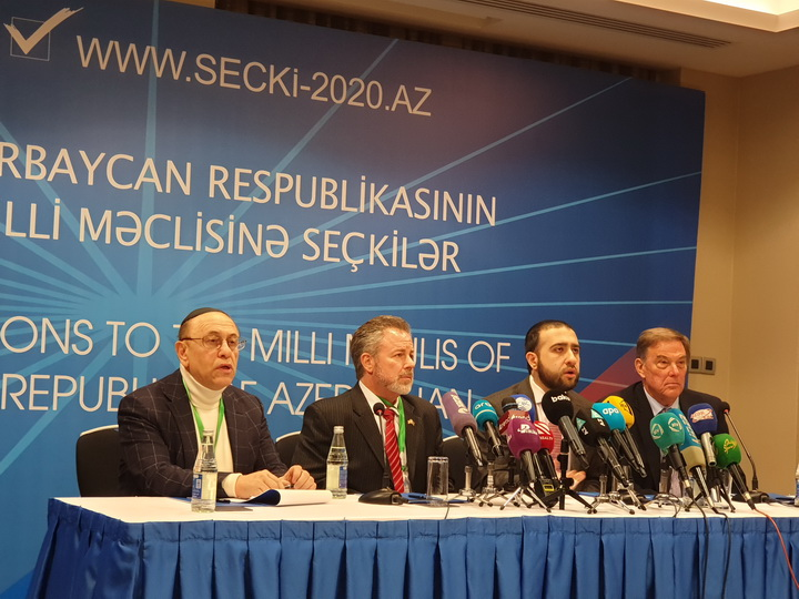 Общественные деятели США - о гостеприимстве азербайджанцев: «Такого вы не увидите в Америке»