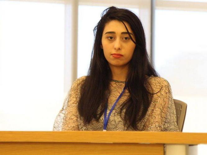 МВД об избиении дочери Губада Ибадоглу на избирательном участке