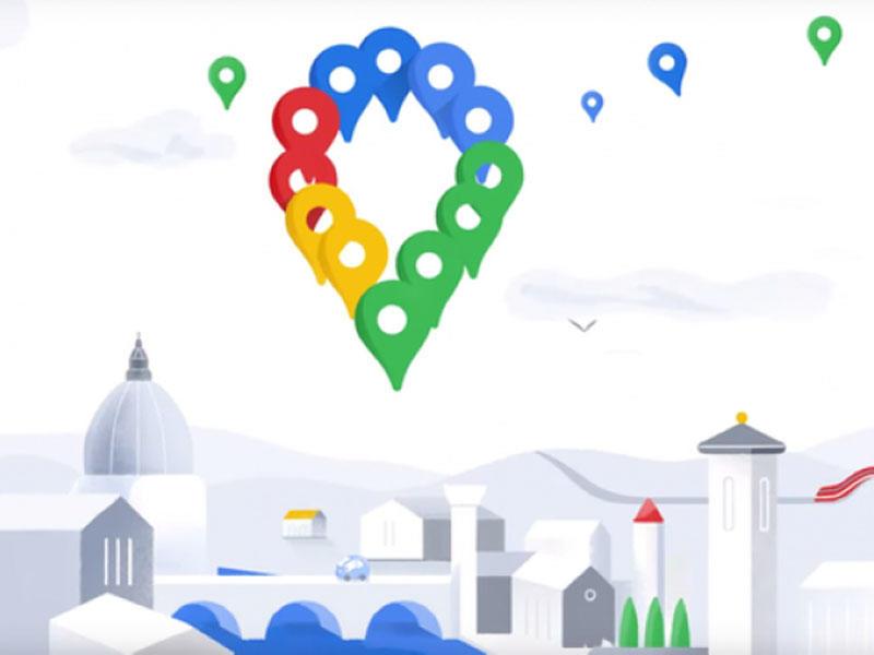 Google Maps xidməti yenilənib