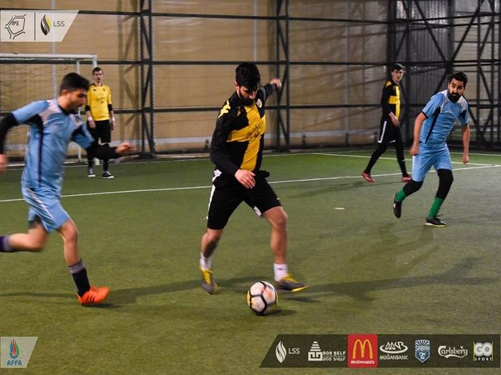 "LSS MFL 2019/20 Liqasının XXI turu: ""Squadra""dan darmadağın, ""Lokomotiv Baku"" xal itirdi – FOTO – VİDEO"