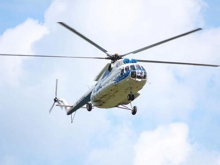 При жесткой посадке Ми-8 на Ямале погибли два человека