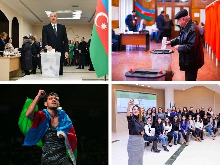 Главное за неделю: итоги выборов в ММ, развитие Баку, триумф азербайджанских борцов и многое другое – ФОТО