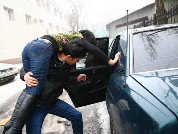 В Грузии задержан похитивший азербайджанку молодой человек