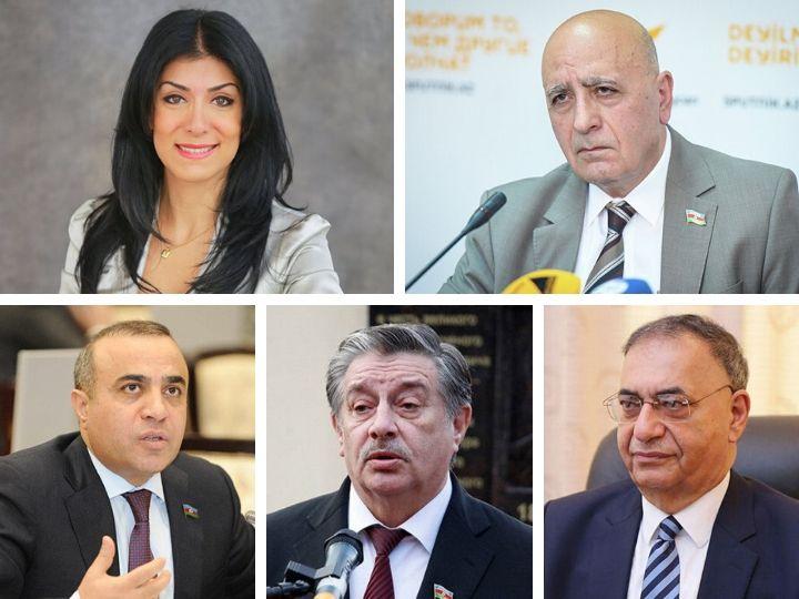 Жалобы по округам, где победили Арпадараи, Забелин, Мусабеков, Гадирли, Моллазаде и Гулиев будут рассмотрены - ОБНОВЛЕНО