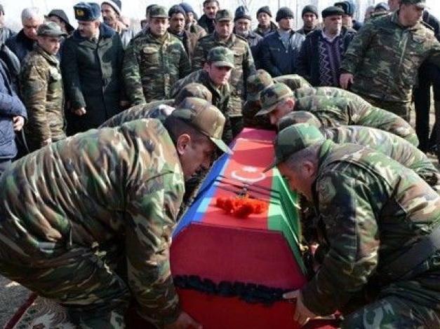 В результате армянской провокации погиб военнослужащий азербайджанской армии