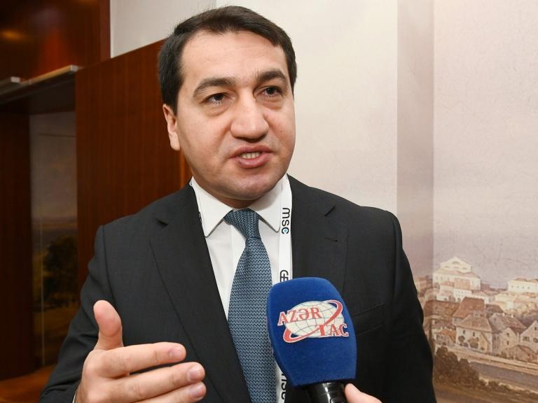 Хикмет Гаджиев: У Президента Азербайджана очень плотный график работы на Мюнхенской конференции по безопасности
