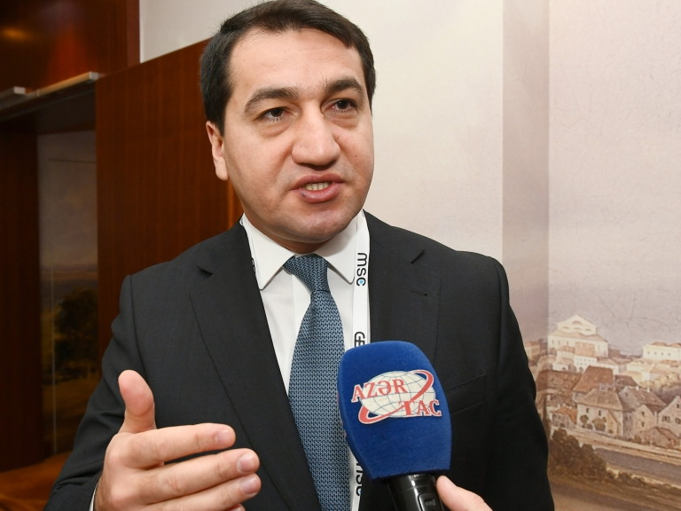 Hikmət Hacıyev: Azərbaycan Prezidentinin Münxen Təhlükəsizlik Konfransında çox sıx iş qrafiki var