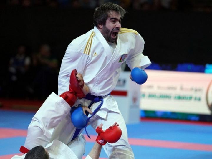 Рафаэль Агаев завоевал золотую медаль Премьер-лиги по каратэ