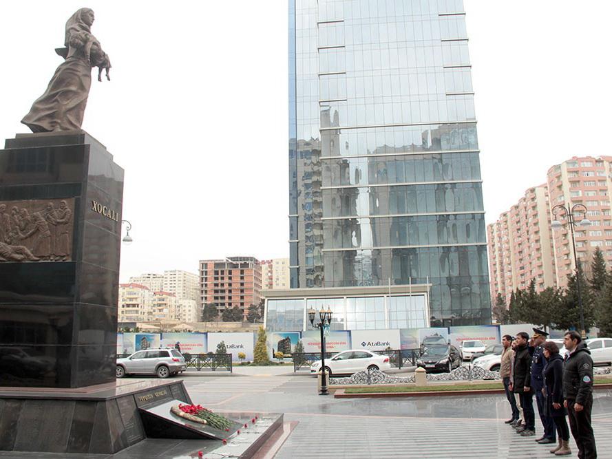 Азербайджанские военные альпинисты принимают участие в экспедиции «Справедливость к Ходжалы» - ВИДЕО - ФОТО