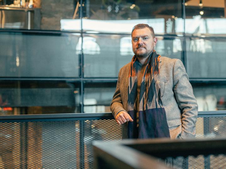 Архитектор-новатор Заур Гурбаналиев: Нужно постоянно двигаться вперед - ФОТО
