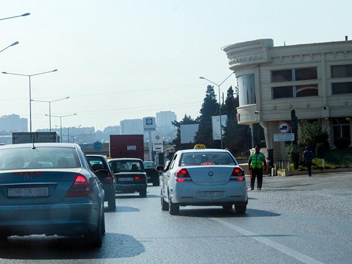 В Баку снесут знаменитый пост Дорожной полиции