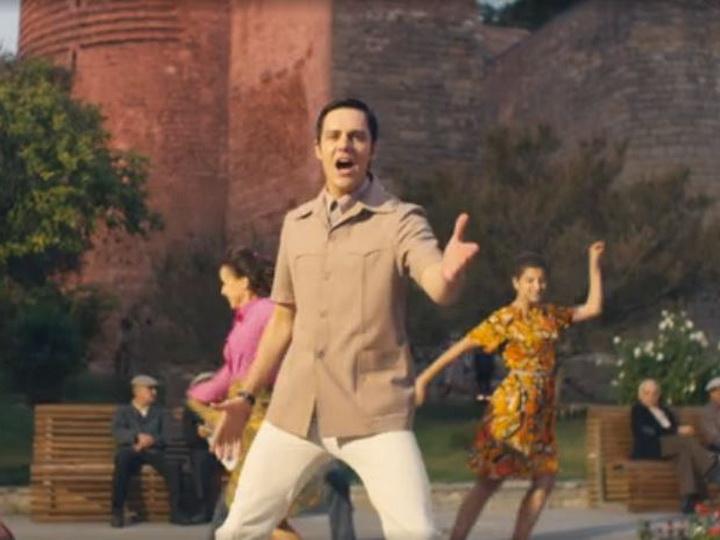 Баку, любовь и знаменитые песни: Первый канал показал, каким будет сериал «Магомаев» - ФОТО - ВИДЕО