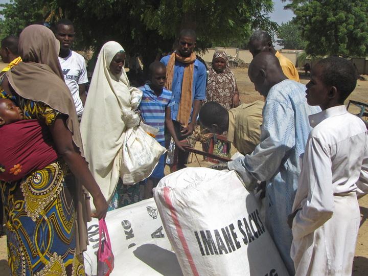 В Нигере в давке при раздаче гуманитарной помощи погибли 20 человек