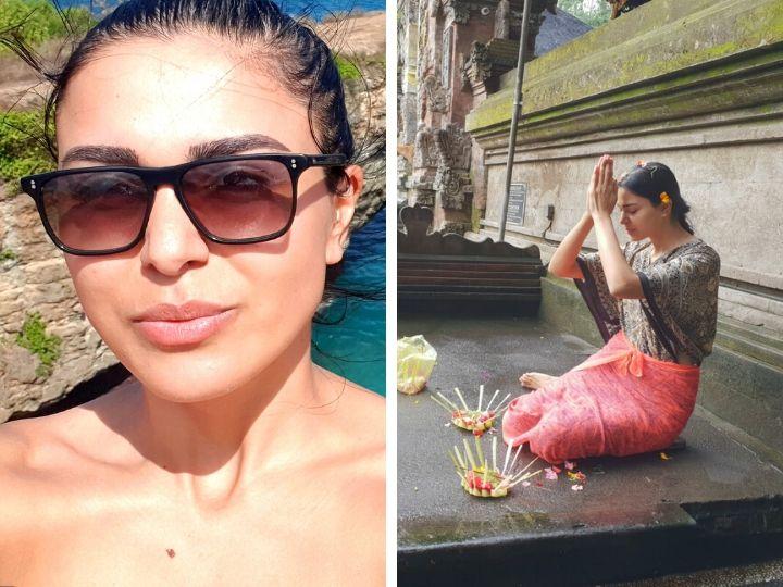 Эльнара Сафарова: Я бросила все и уехала на Бали… - ФОТО