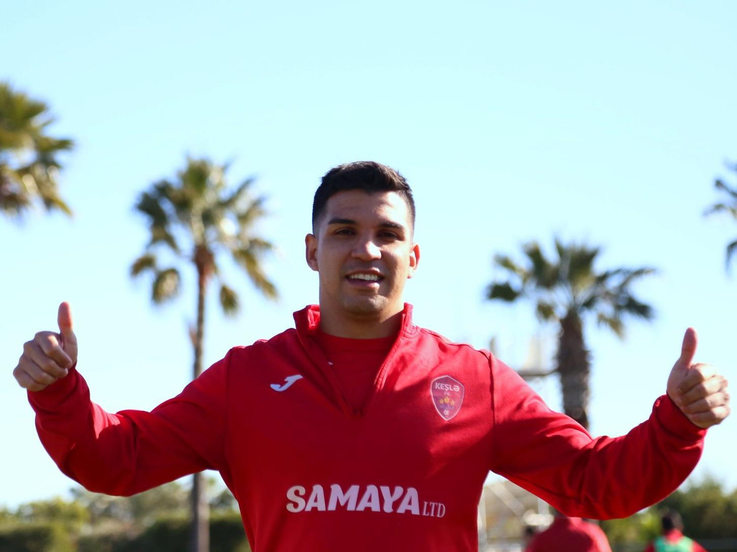 Сезар Меза Колли хочет играть за сборную Азербайджана