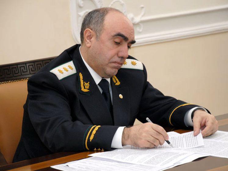 Назначен новый замначальника Главного управления Генпрокуратуры Азербайджана